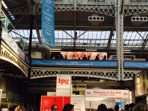 The Bookseller Stand